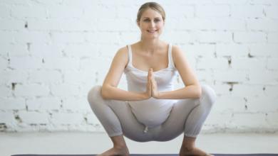 Preparing for birth – Squats
